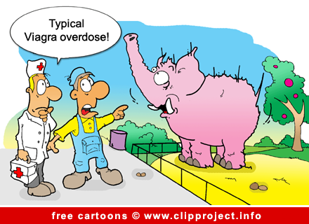 Viagra cartoon