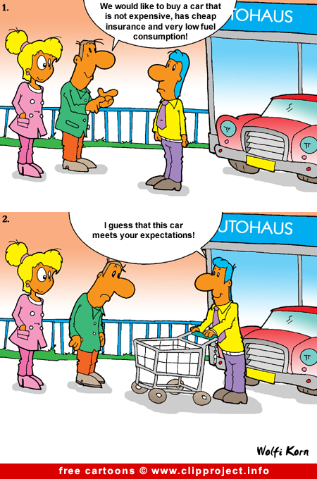 car salesman description