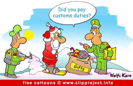 Christmas cartoon for free