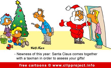 Christmas Images Free Cartoon.Taxman Cartoon Free