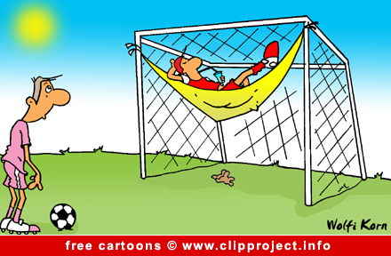 Soccer image cartoon for free
