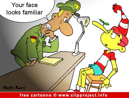 Holiday Cartoon Free