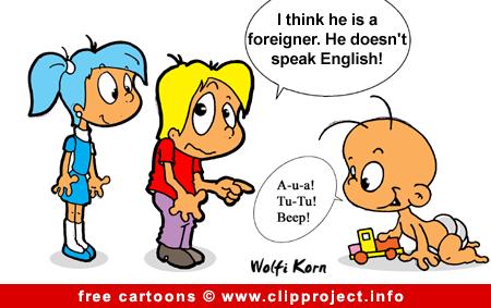 child and aquarium cartoon free 225 229 228 227 - Free Children Cartoon