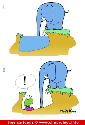Lustige Kinderbilder Comic