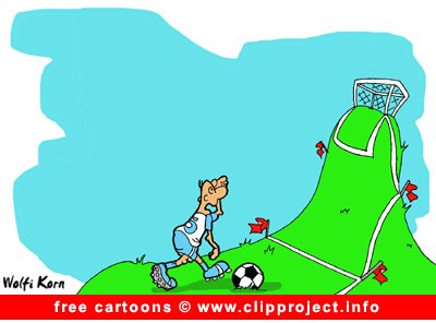soccer cartoon free