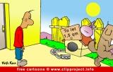 Dog cartoon picture - Free animals cartoons