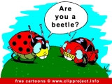 Beetle car cartoon free
