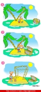Island cartoon strip free - soccer comics free