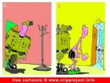 Officer Cartoon Image - Army Cartoons free