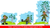 Sleeping Soldier Comic Strip free Army