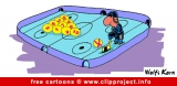 Hockey Cartoon free