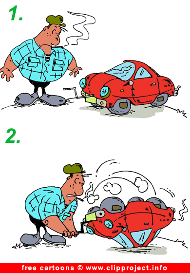 Auto comic strip free