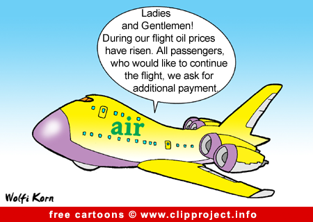 Air craft cartoon image free