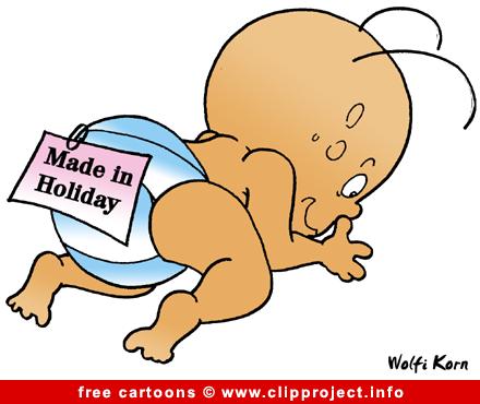 Baby cartoon free