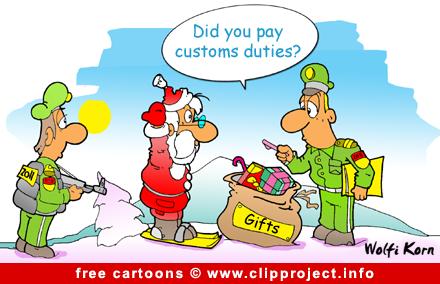 Christmas cartoon for free