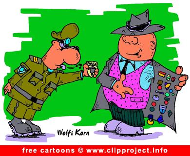 Policeman Cartoon image free