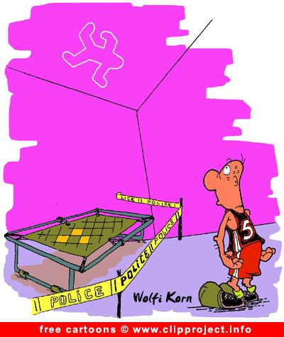 Sport Cartoon Trampoline free download
