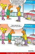 Car salesman cartoon free