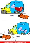 Free Cartoon Meat