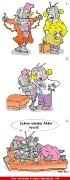 Robot love  cartoon free
